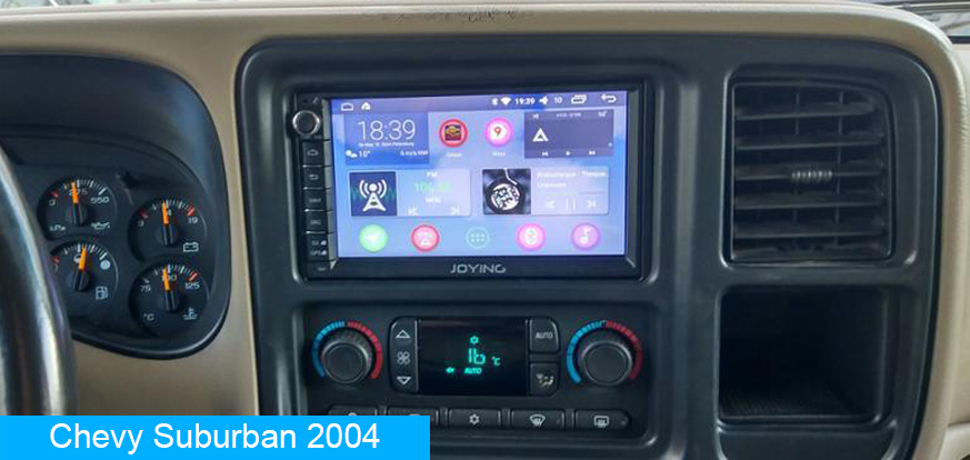 Best Joying 4G DSP Android Head Unit Car Audio system