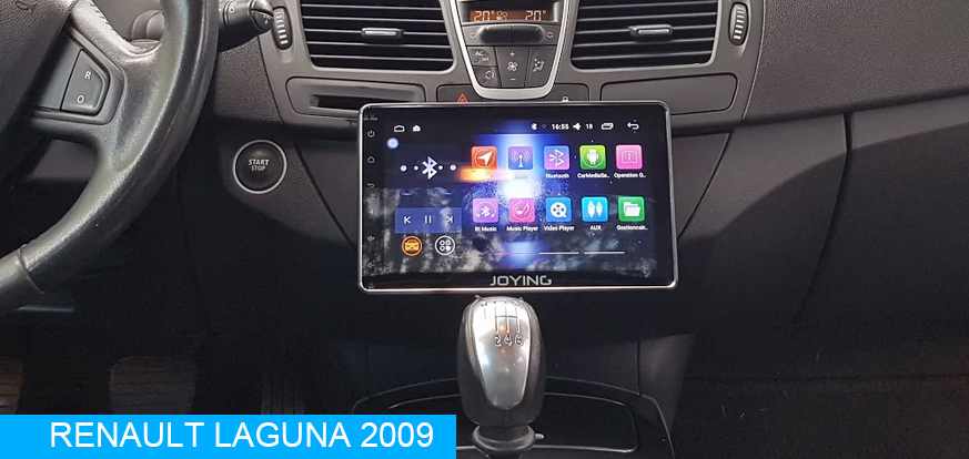 new renault car autoradio android head unit gps navigation joying. Black Bedroom Furniture Sets. Home Design Ideas