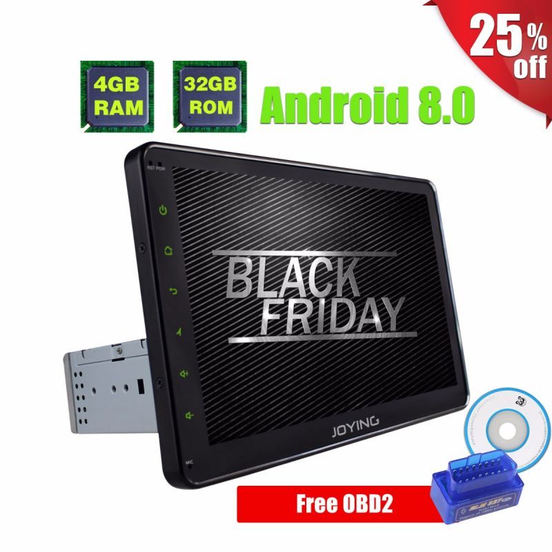 aftermarket 4GB android 8.0 PX5 Octa Core single din car gps navigation system