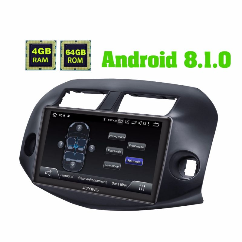 toyota rav4 android auto system