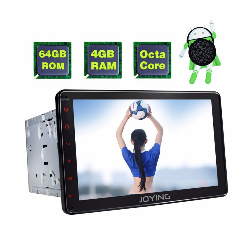 Aftermarket 2Din 4gb/64gb Car Stereo Octa Core android 8 inch head unit  HD Autoradio