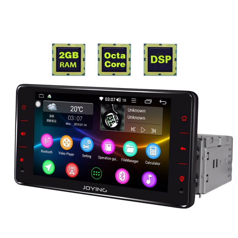 1 din head unit android