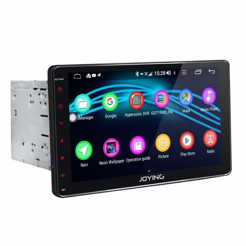 android car stereo with dsp
