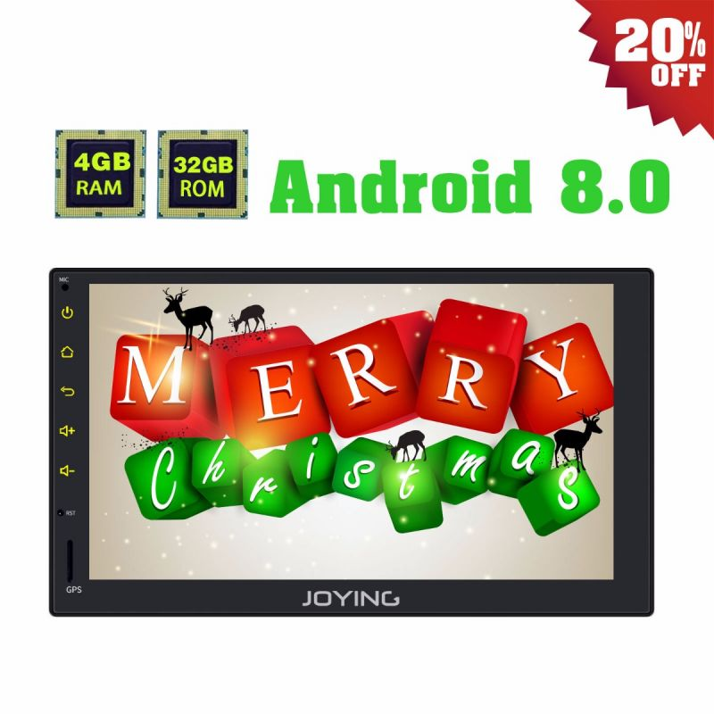 android head unit double din