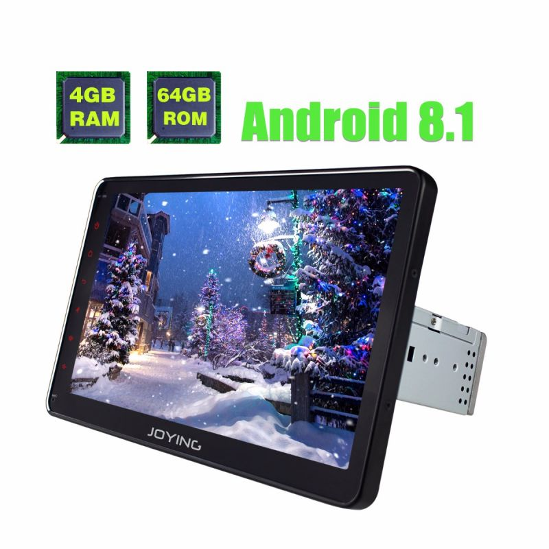 single din car stereo android
