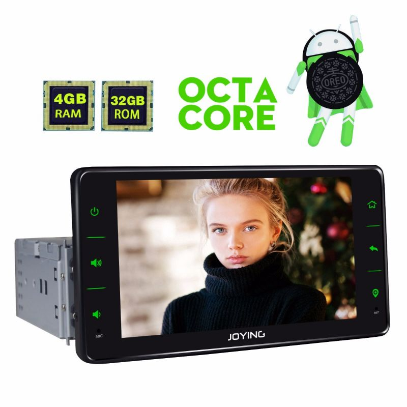 single din android car radio replacement