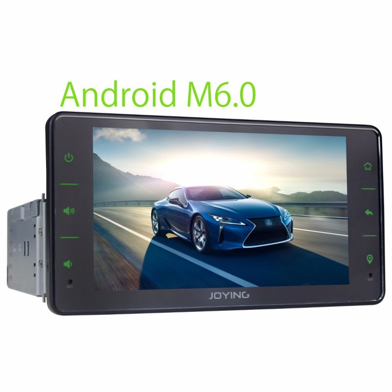android 6.0 single din autoradio touch screen
