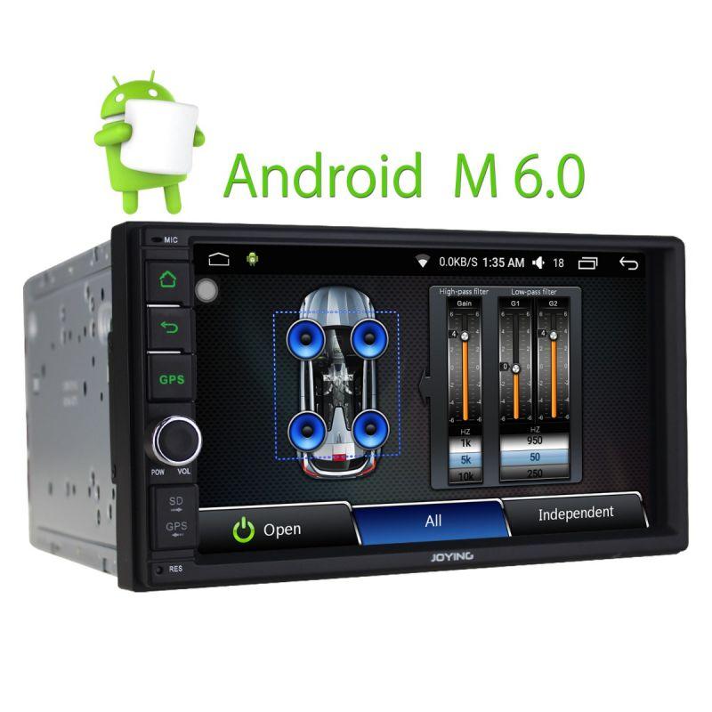Joying Android Car Stereo Autoradio GPS Navigation Head Unit