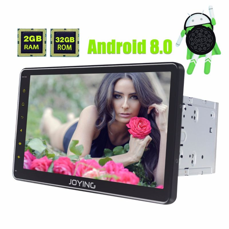 10.1 inch ips touch screen head unit