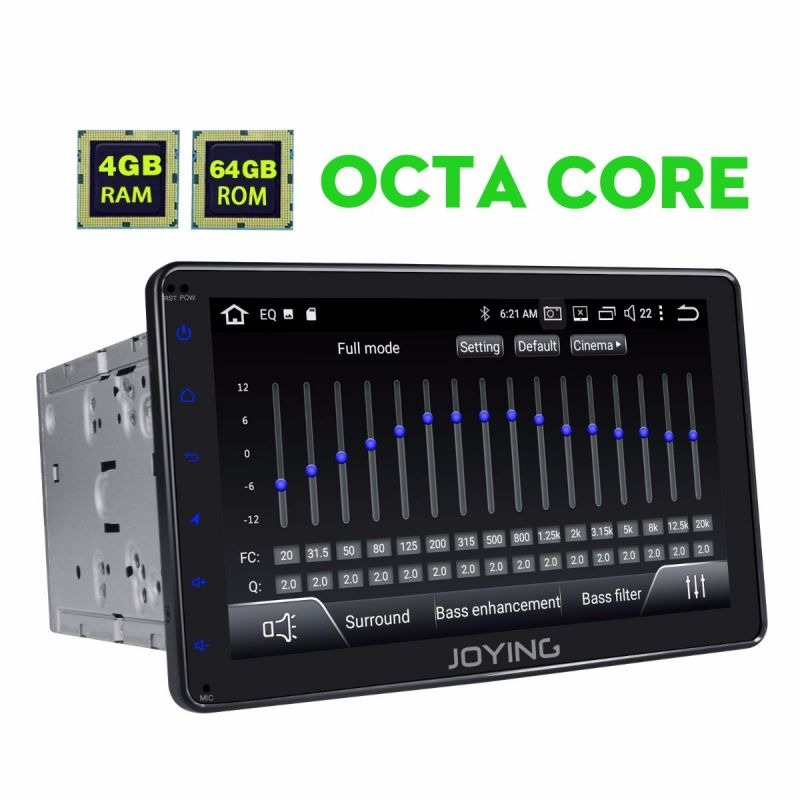 8 inch touch screen car radio