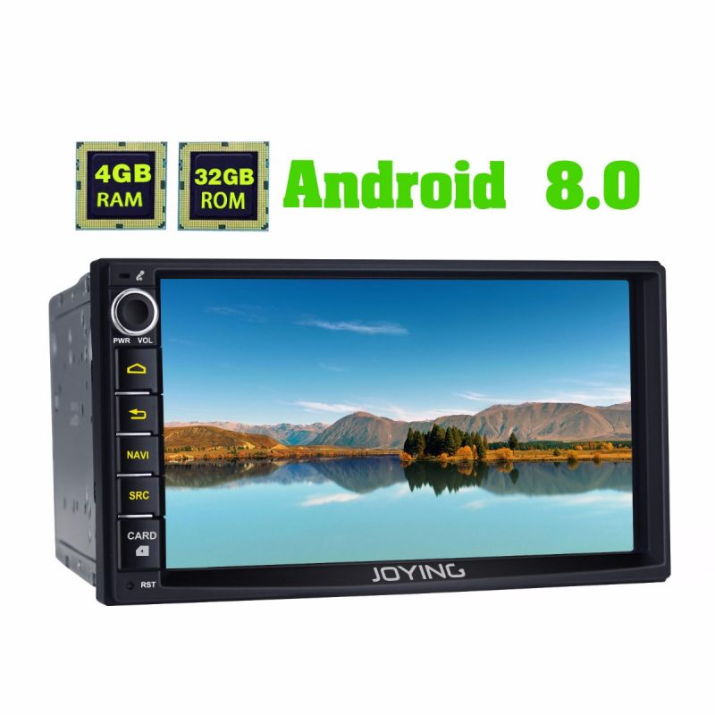 Joying Honda Car Stereo Android 8.0 Oreo 4GB Head Unit Audio system for Civic CR-V Accord