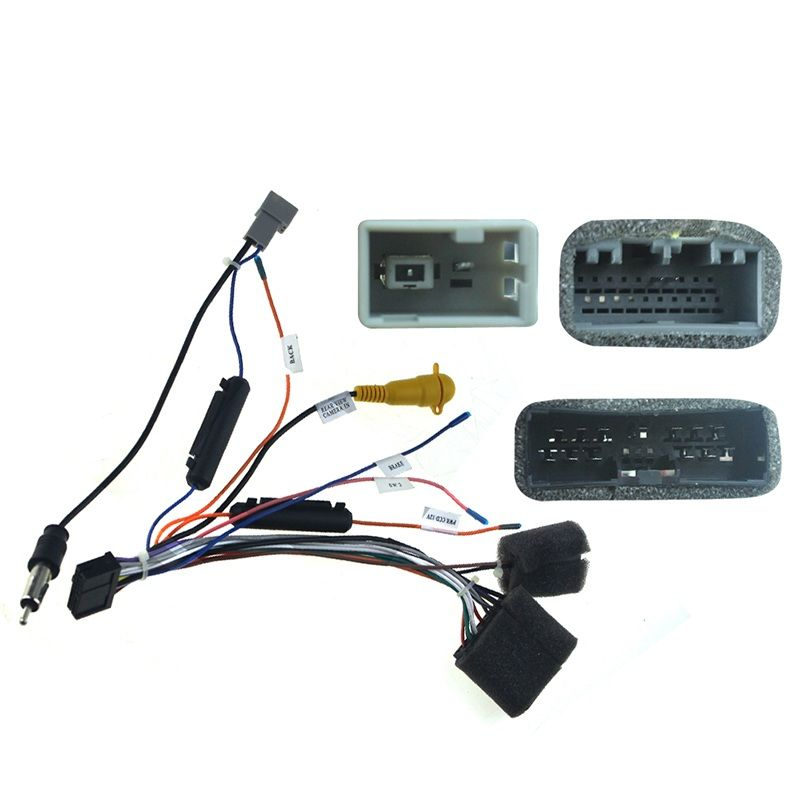 honda wiring cable harness for android car stereo head unit. Black Bedroom Furniture Sets. Home Design Ideas