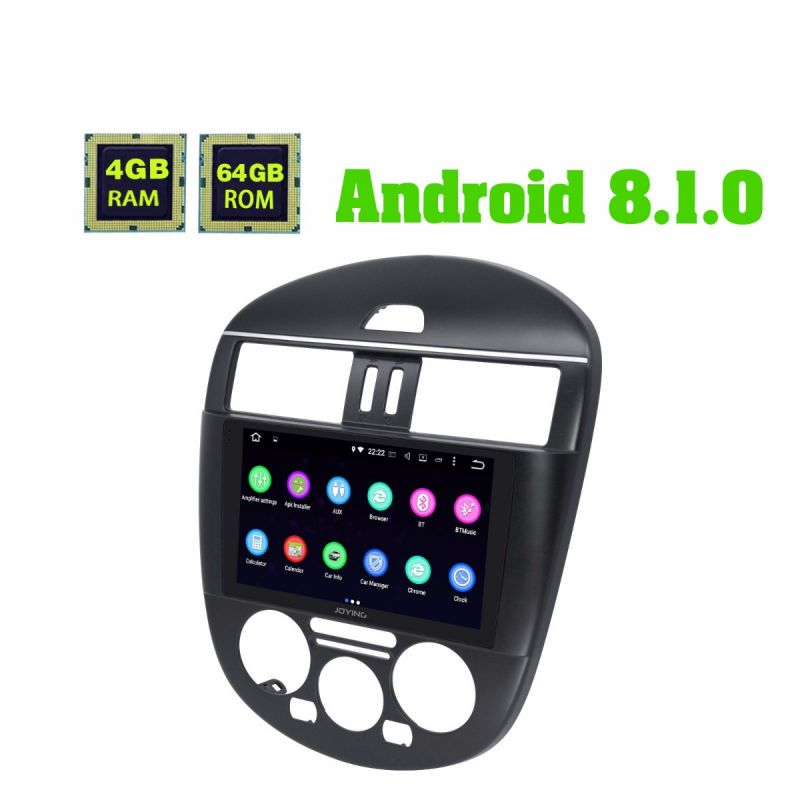 nissan tiida android car stereo head unit