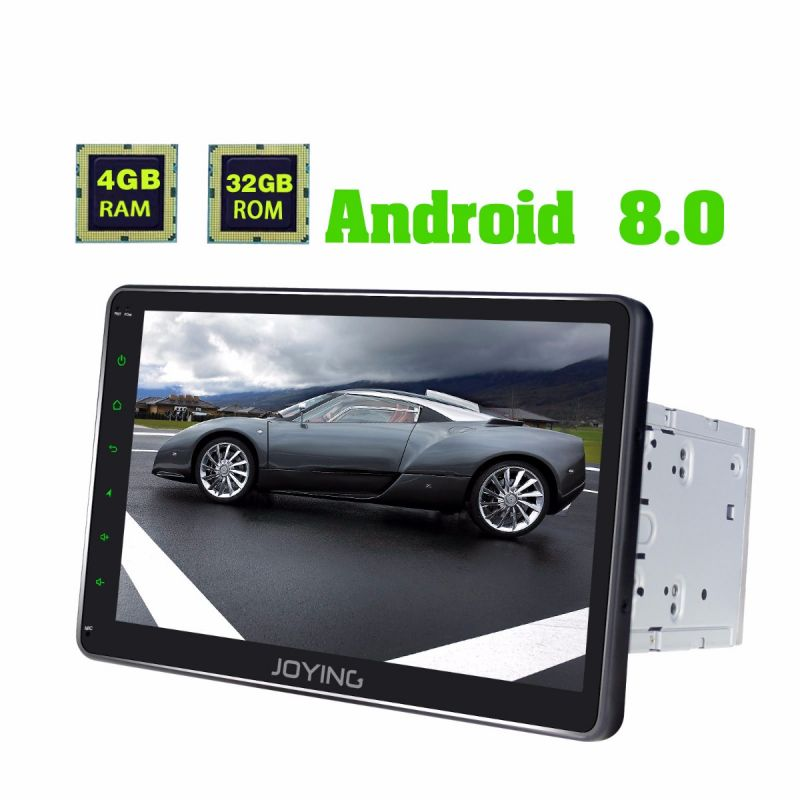2018 New Nissan Big Touch Screen head unit 4GB/32GB Android 8.0 Car Radio Replacement