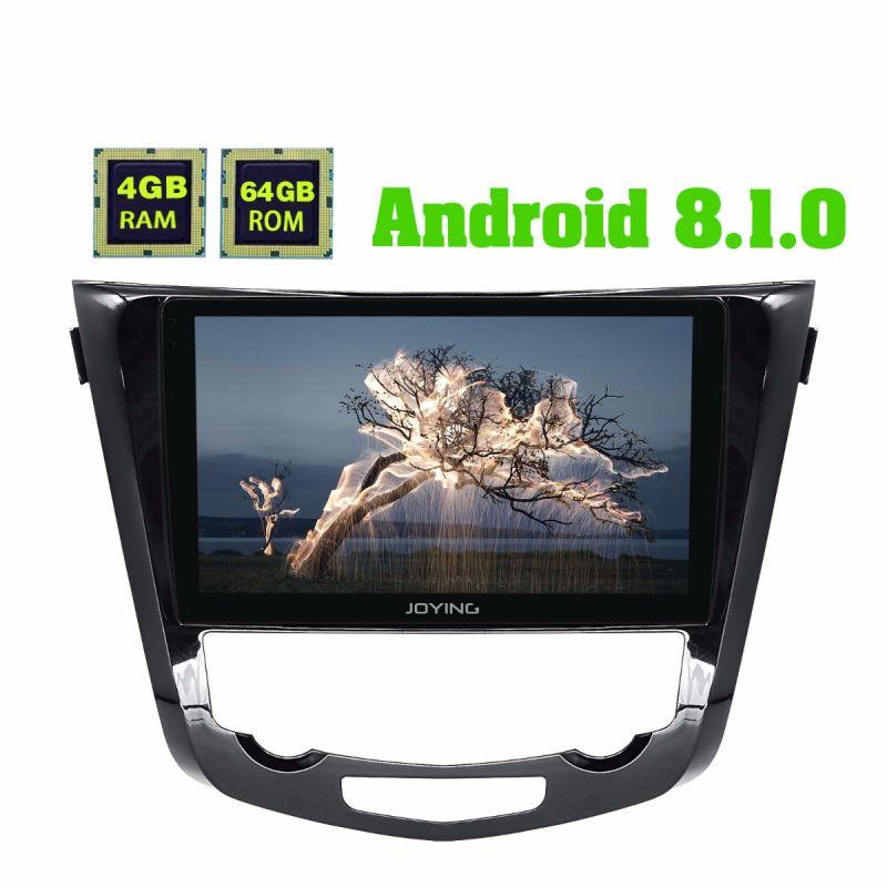 nissan x-trail android car radio upgrade