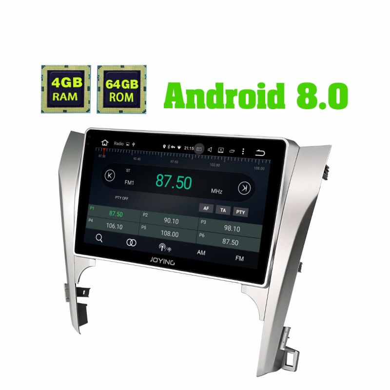 toyota camry android radio repacement
