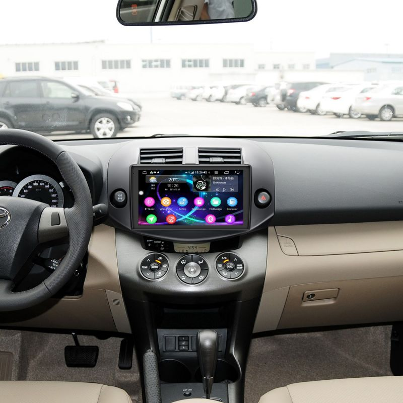 10.1 inch IPS Touch screen car radio for toyota