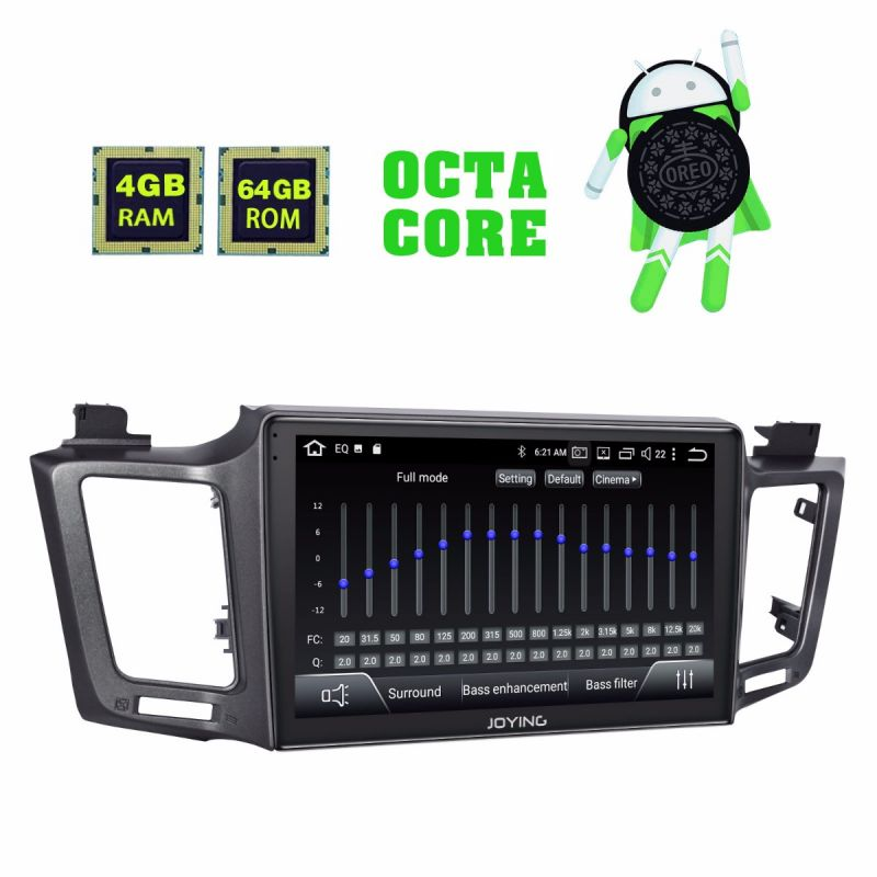 toyota head unit replacement