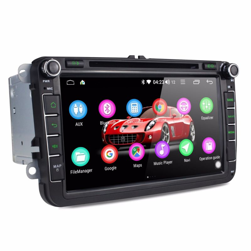 vw plug and play android head unit