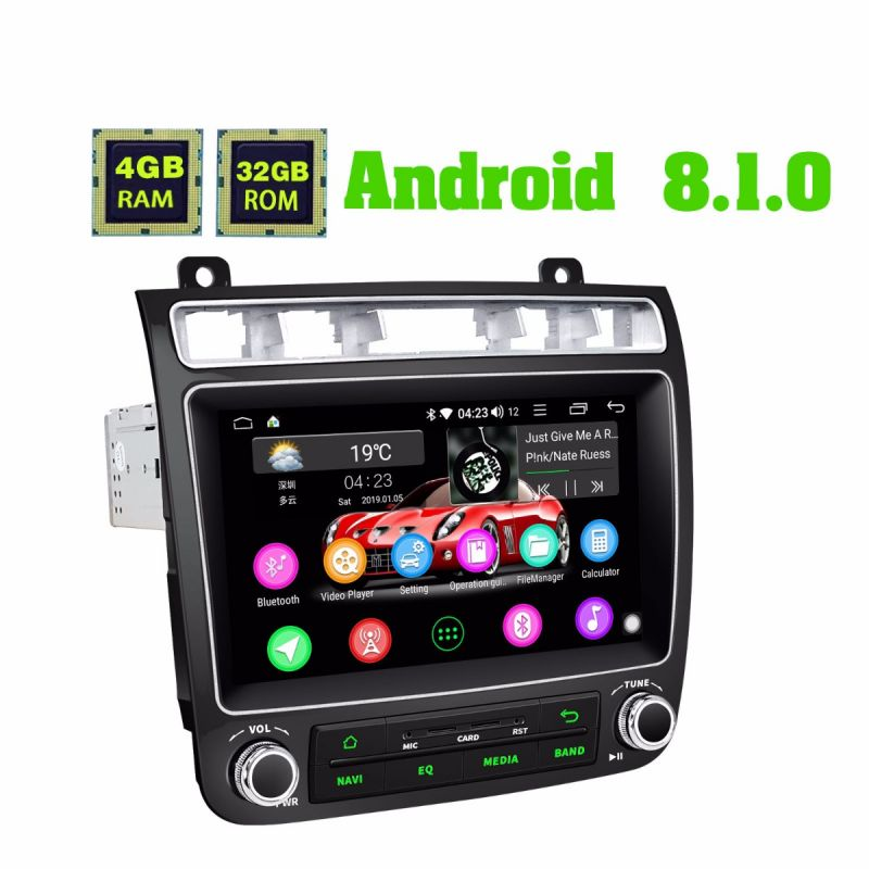 vw touareg car audio system android