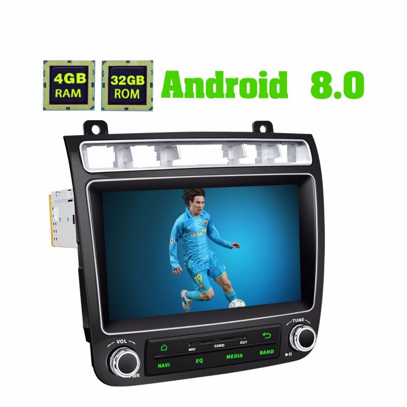 Joying New 4GB/32GB Volkswagen Touareg Car Radio Android 8.0 Oreo autoradio bluetooth