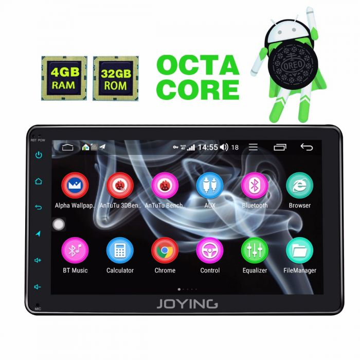 Car Audio System >> Latest Android 8 1 0 Single Din Car Audio System 8 Inch Head Unit Built In 4g