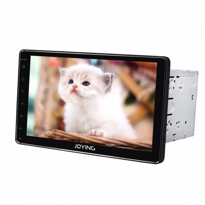 Joying Double din 9 inch Android 8 1 Car Radio 4GB Head Unit support SPDIF  Audio Output