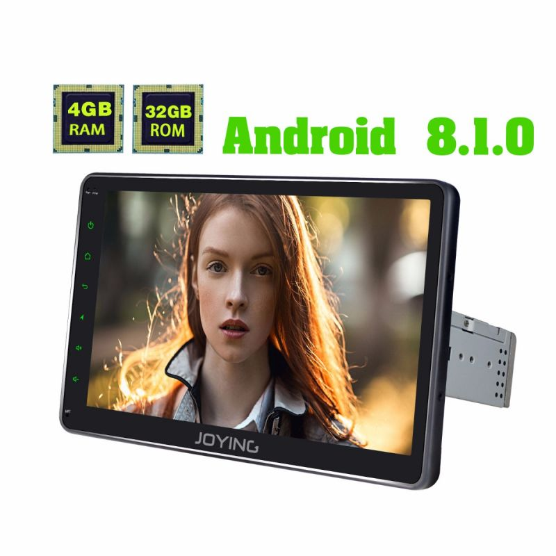 10.1 inch IPS Touch Screen Single din Car Stereo Head Unit