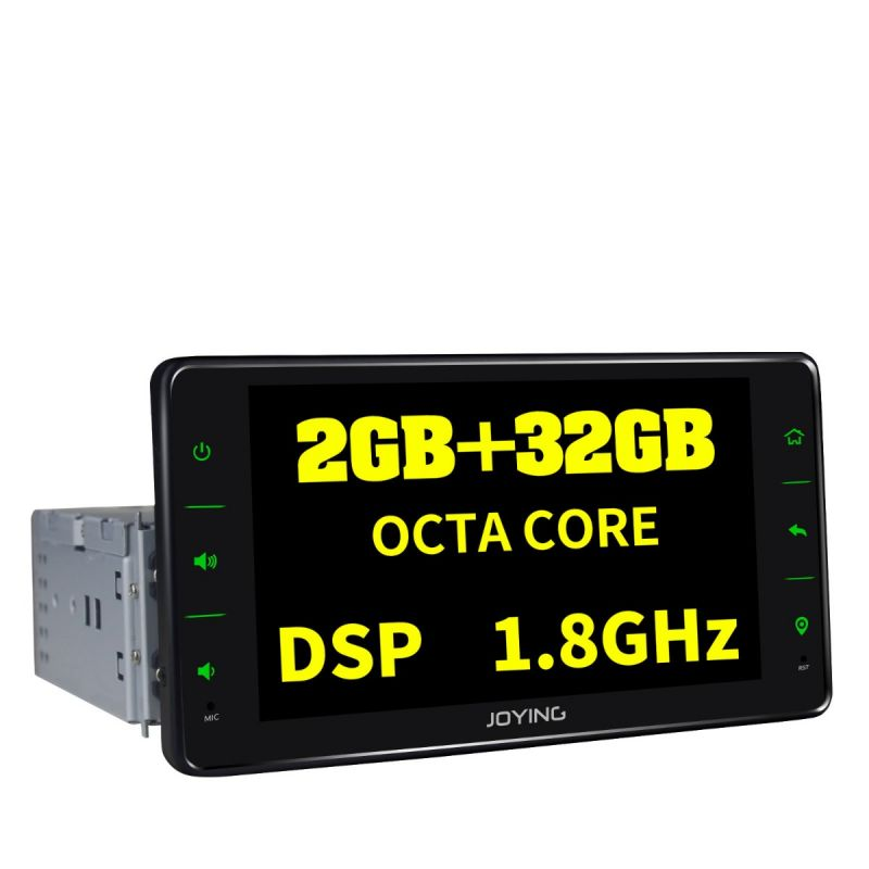 android 8.1 single din head unit