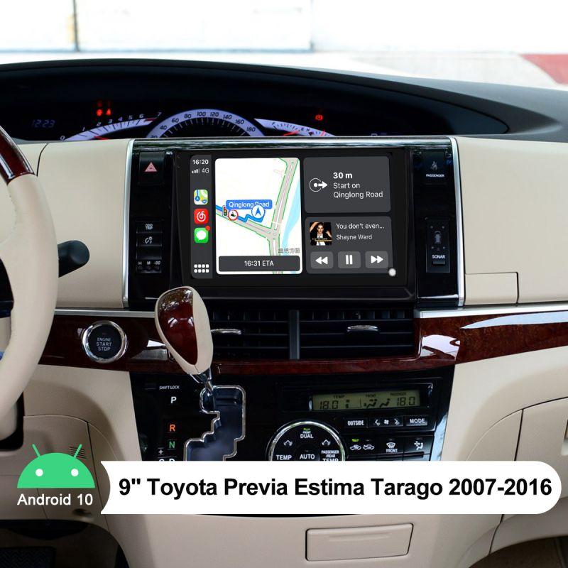 2007-2016 Toyota Previa Estima Tarago 9 Inch Android 10 Car Stereo GPS Autoradio