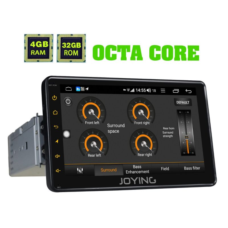 single din touch screen car stereo