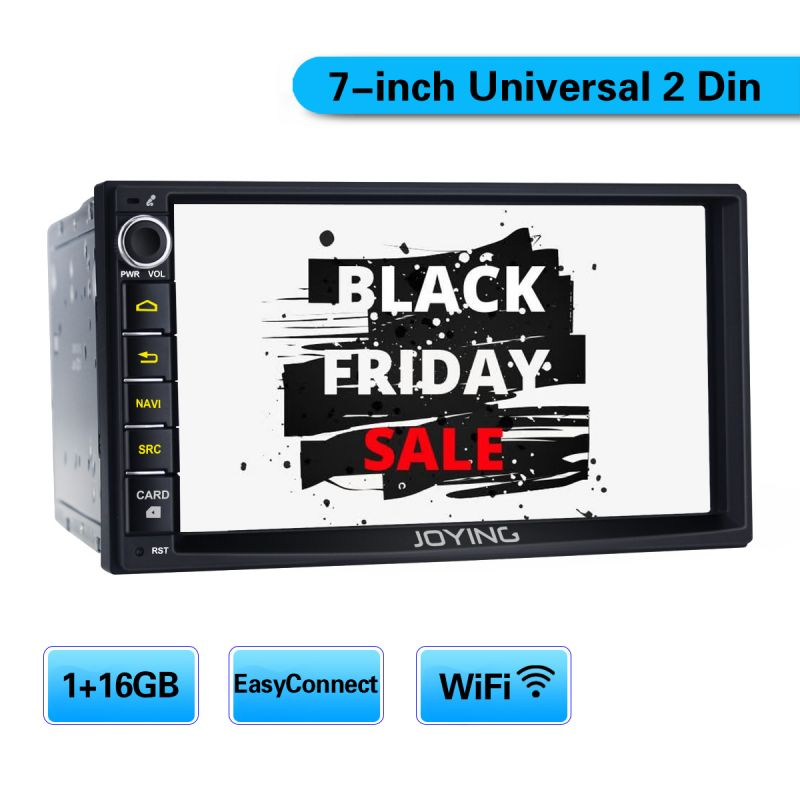best buy double din 7 inch car audio system