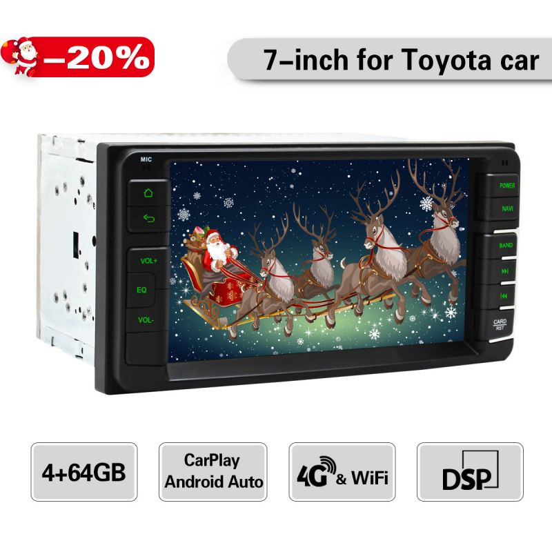 toyota android car media player