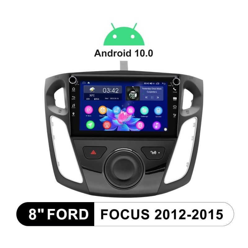 ford focus android 10.0 radio
