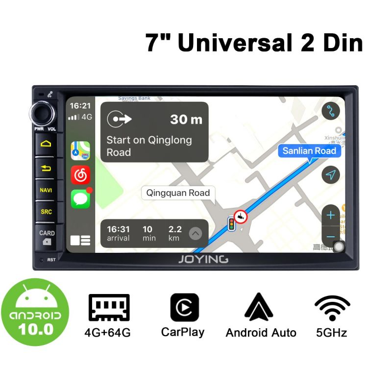4G LTE Car stereo android 10
