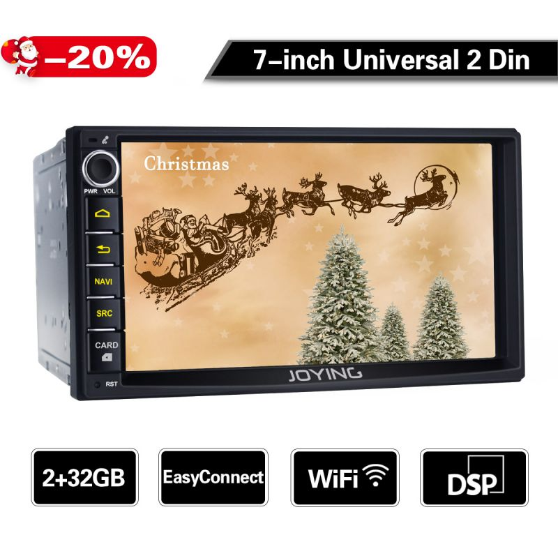 2 din car stereo with gps