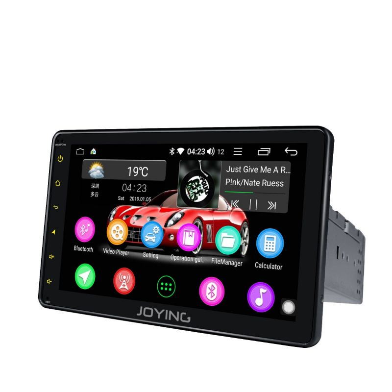 single din touch screen head unit