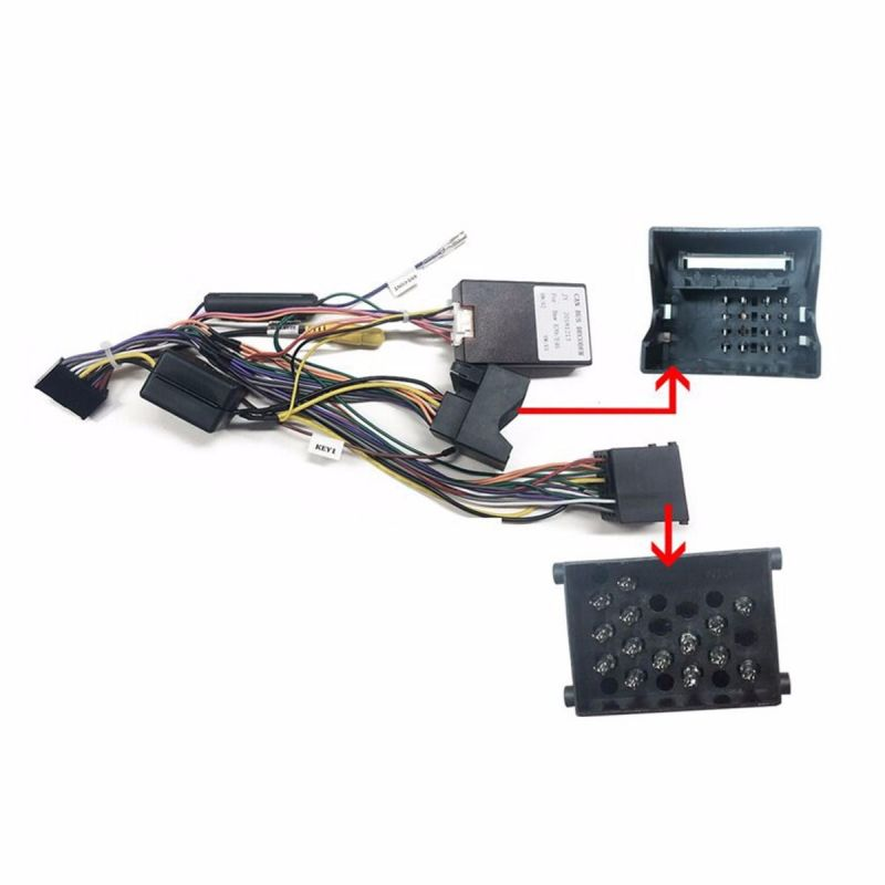 Joying BMW E39/E53 Special Harness With Can-Bus adapter