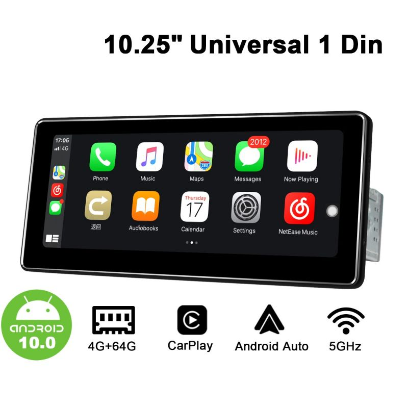 single din dvd bluetooth car stereo