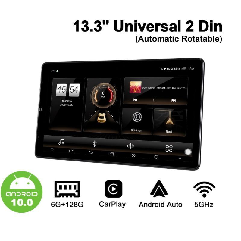 android 2din head unit