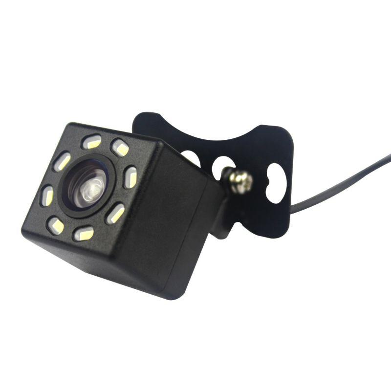Joying Backup Camera Waterproof 8 LEDs Night Version Reverse Camera