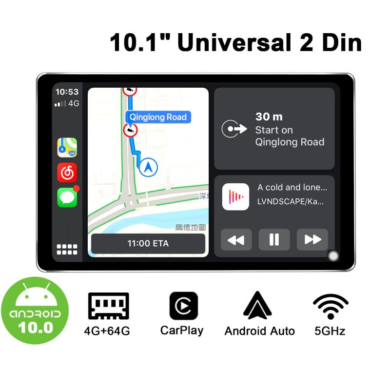 android 10 car media player