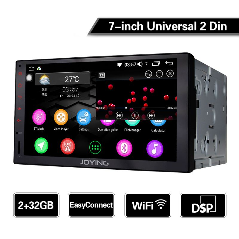 android car radio double din