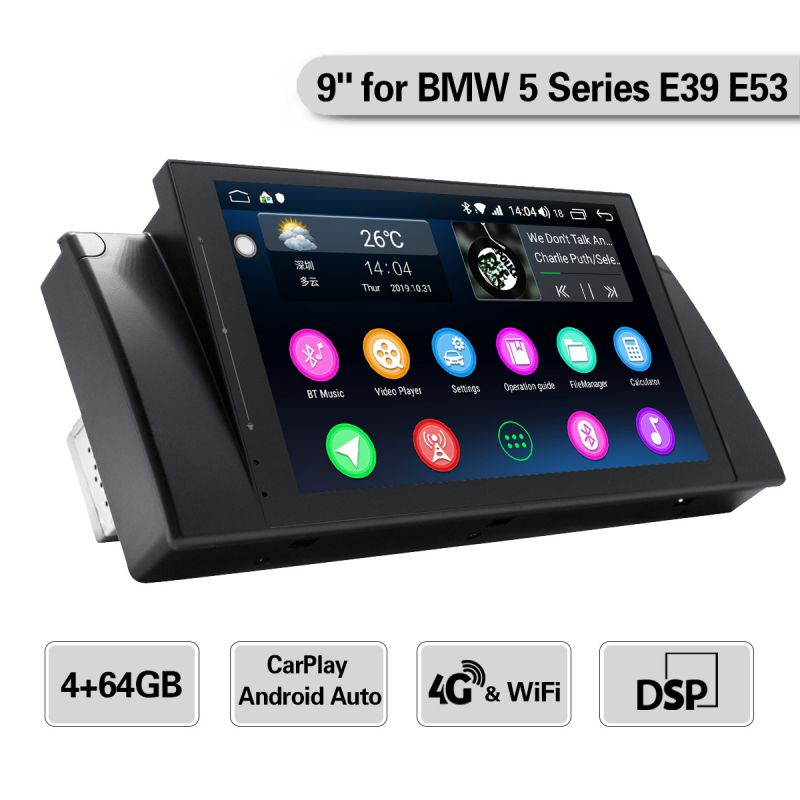 bmw e39 android autoradio