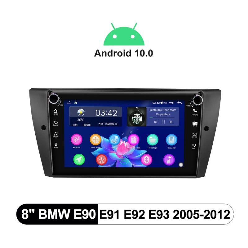 bmw e90 android car radio