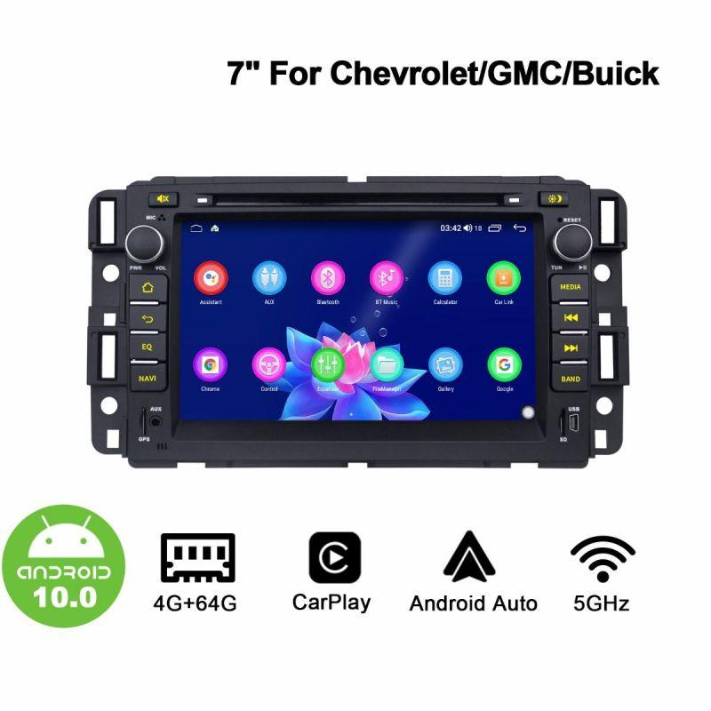 gmc android auto system radio
