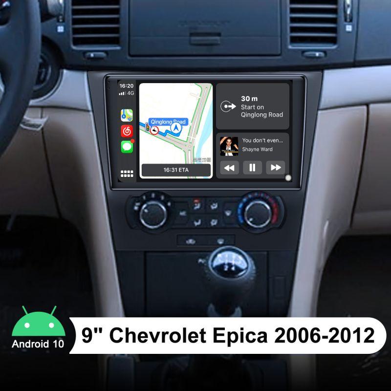 Chevrolet Epica head unit