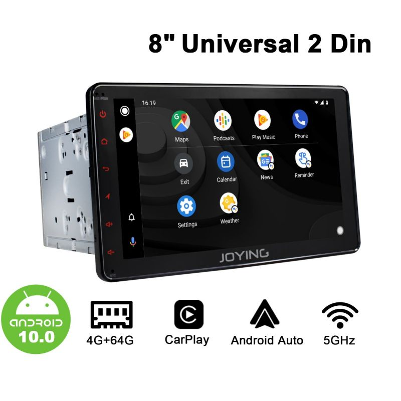 android double din radio
