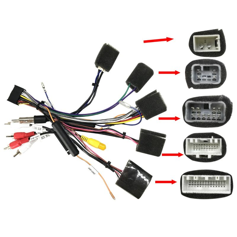 Toyota android car stereo cable