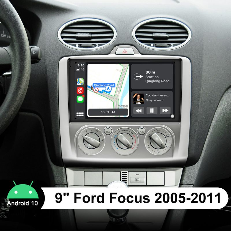 ford focus android car gps navigation system